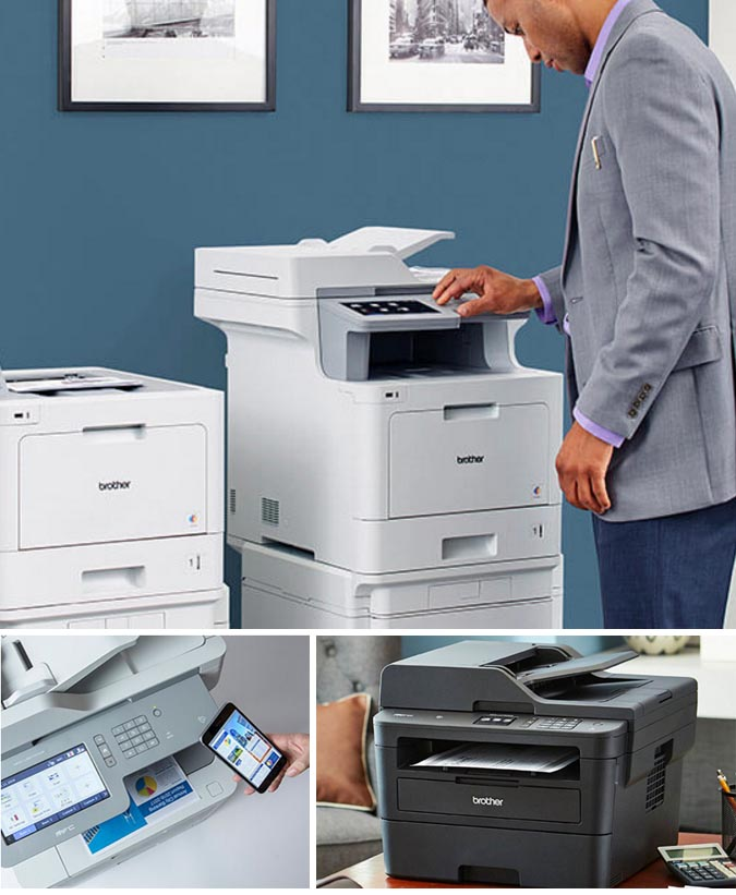 Brother Dcp 7065dn copier price