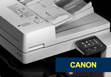 Canon commercial copy dealers in California