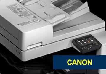 Washington Canon copiers dealer