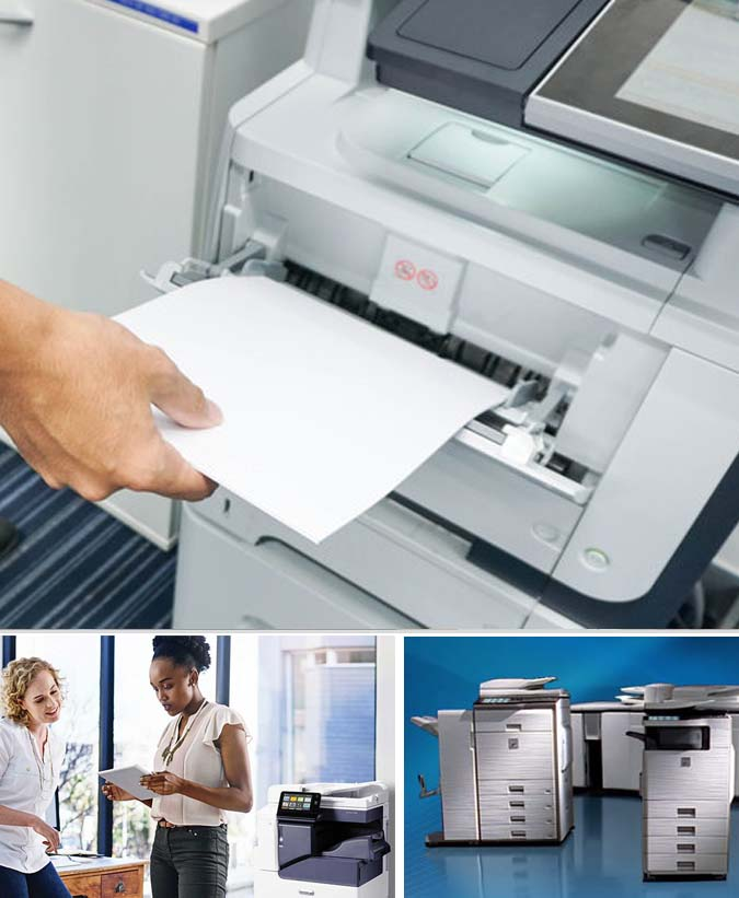 office copiers for rent prices