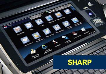 Virginia Sharp printer dealers