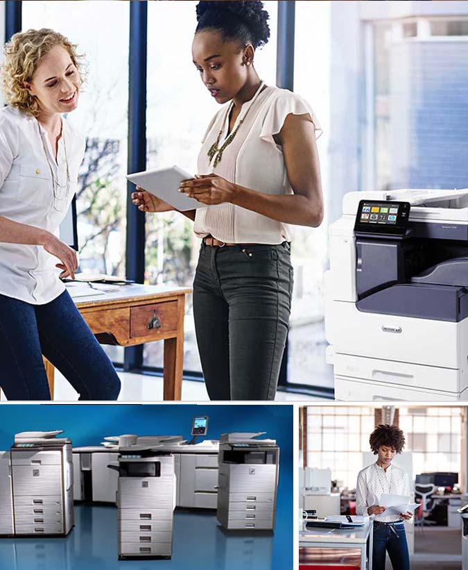 Xerox Workcenter Pro 610 copiers price